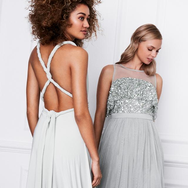 ss20 coast bridesmaid dresses