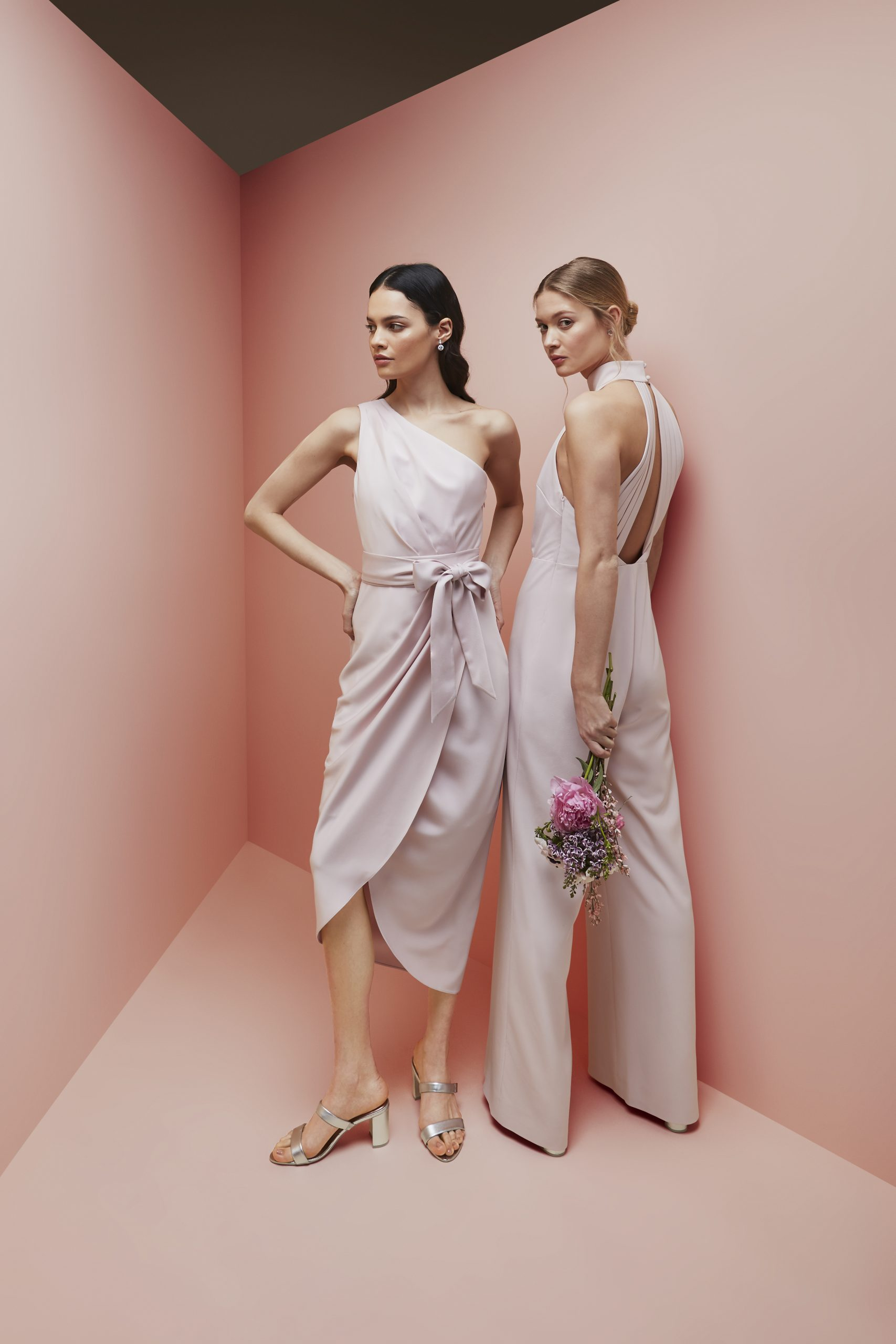 ted baker ss20 wedding outfits bridesmaid dresses