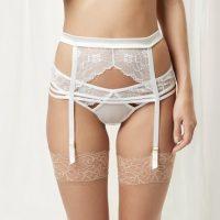 Bluebella Bridal Emerson Suspender Ivory
