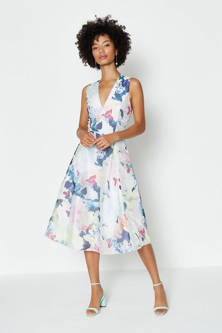 floral dresses coast
