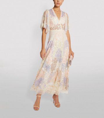 Embellished Eliza Gown