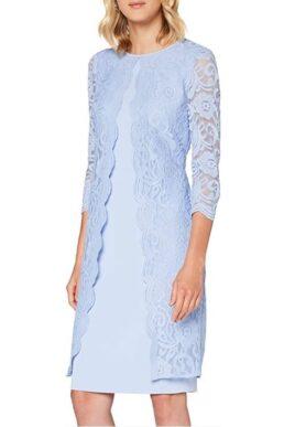 Gina Bacconi Women's Mavis Mother of The Bride Dress