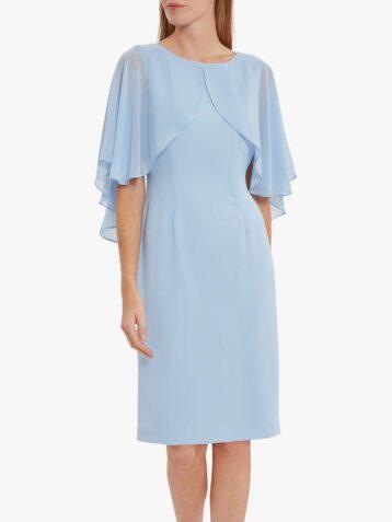 Gina Bacconi Otelia Mother of The Bride Dress Blue