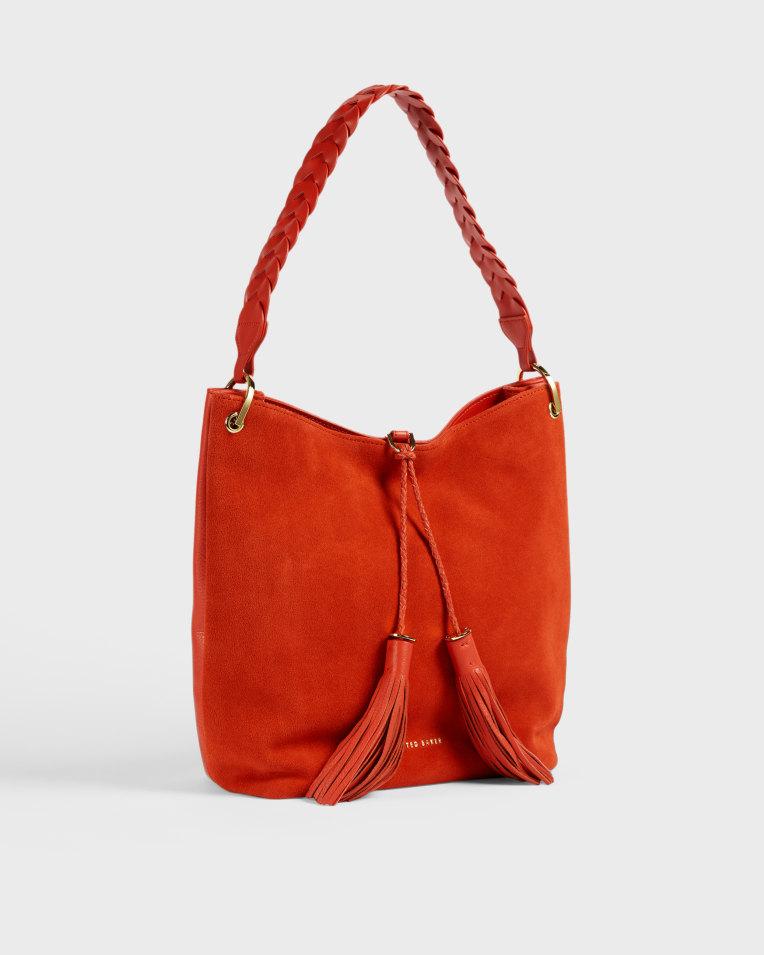 PAILA Braided strap hobo bag £189 £132