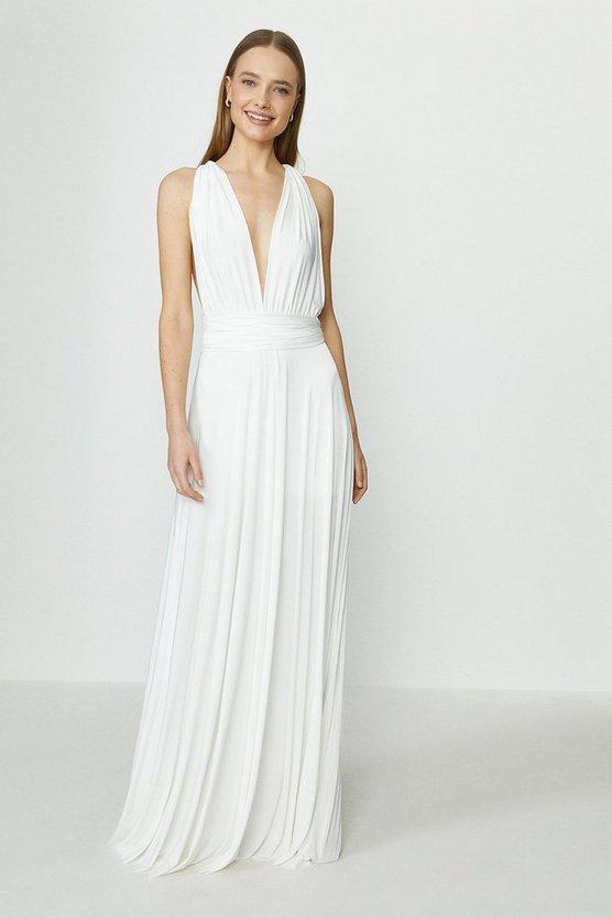 Multiway Bridal Maxi Dress
