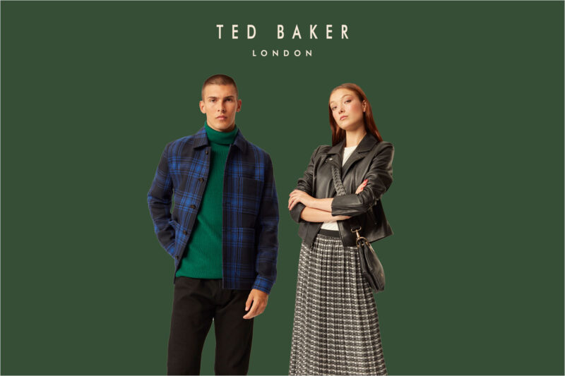 Up to 50% off at Ted Baker - over 1000 styles under £100