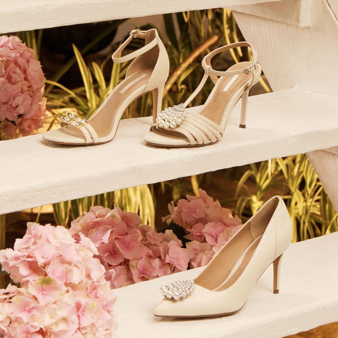 dp bridal shoes