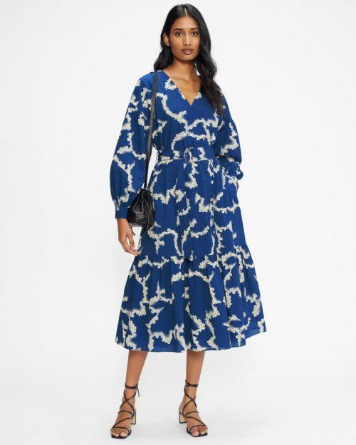 OAPALL Oversized Wrap Dress