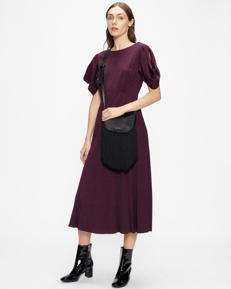 TULIPI Panelled Midi Tea Dress £225